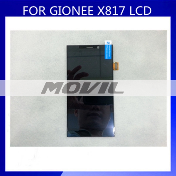 Display y Touch Screen Digitizer Assembly  para Gionee X817  pantalla Screens